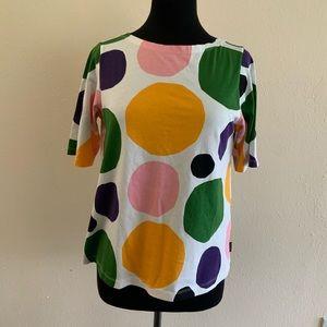 Marimeko. Size M blouse